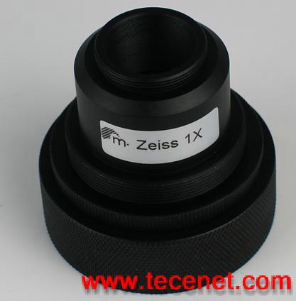 显微镜摄像转接口