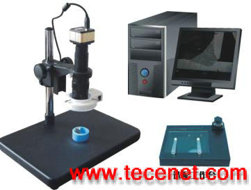 显微镜熔深检测系统