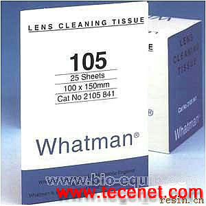 WHATMAN 2105-841擦镜纸现货