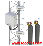 Campbell AP200 CO2/H2O 大气廓线测量系统