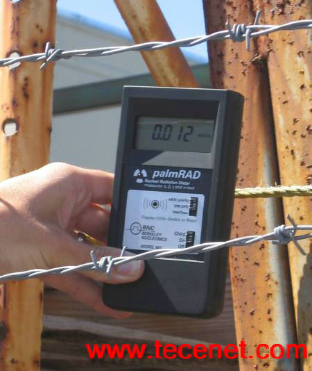 Palm RAD907核辐射测量仪