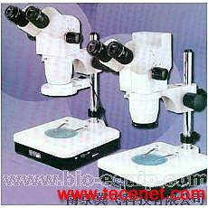 同轴光照明体视显微镜