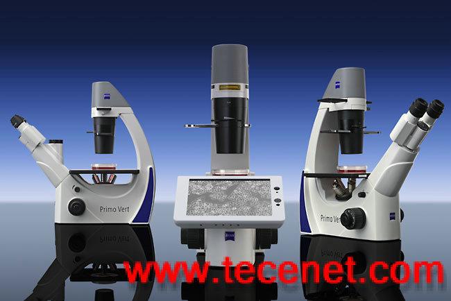 蔡司倒置显微镜/相差显微镜Primo vert