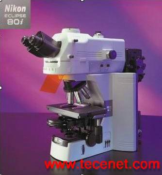 尼康高级研究用正置生物显微镜80i