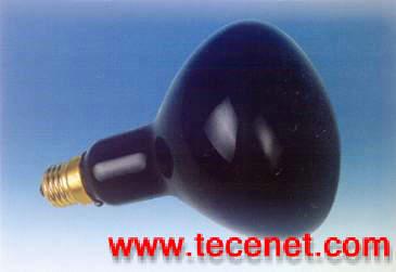 反射型黑光高压汞灯