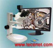 解剖显微镜32x-200x连变景深15mm 高变倍比