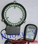 环形LED灯源,显微镜光源,四区光亮度调控