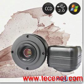 五百万像素免驱显微相机VUS500