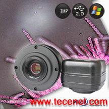 适用金相拍摄的显微相机US500