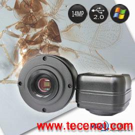 广州微著1400万像素用于PCB检测的显微相机