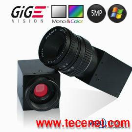 500万像素千兆以太网工业相机GS1000