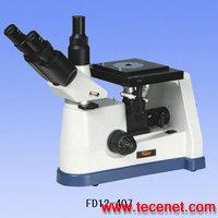 FD12-407倒置金相显微镜
