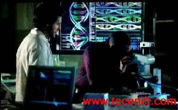 全电动荧光生物显微镜系统