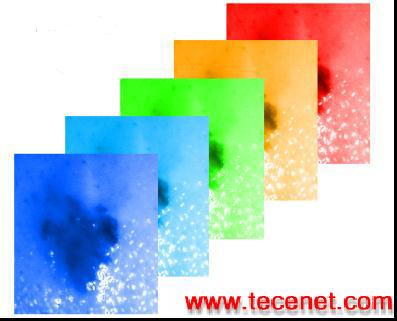 液晶调变式滤光片