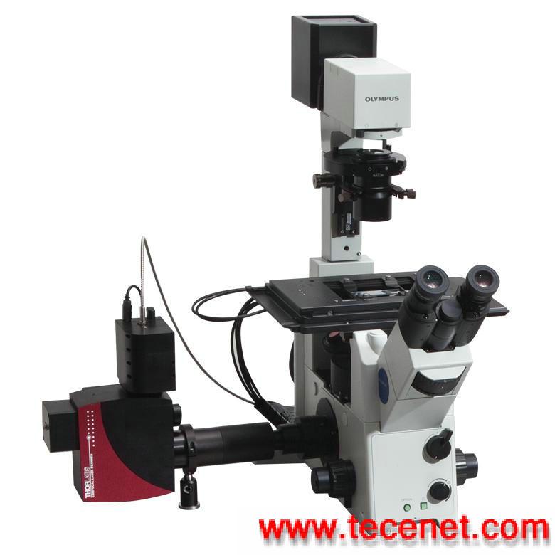 共聚焦荧光显微镜系统