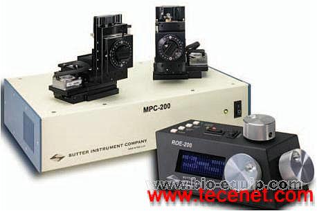 MPC385-2型 双电动显微操作器