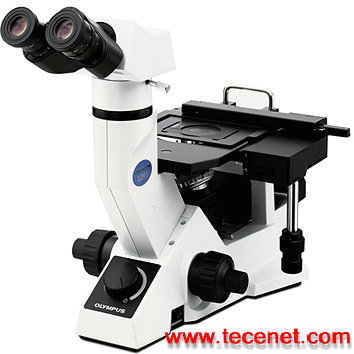 奥林巴斯GX41倒置金相显微镜