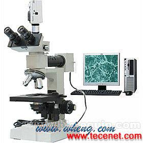 电脑透反射金相显微镜MM-1C