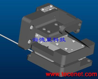 三维微米探针台HDS-LS3-6040