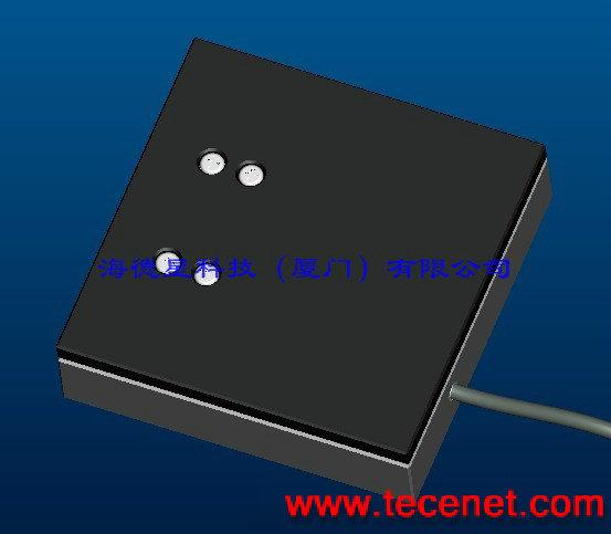 一维微米电动台