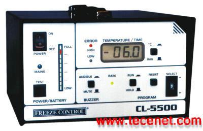 CL5500程序降温仪