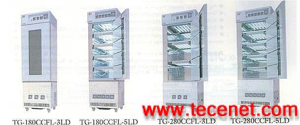 多色光梯度控温型光照培养箱