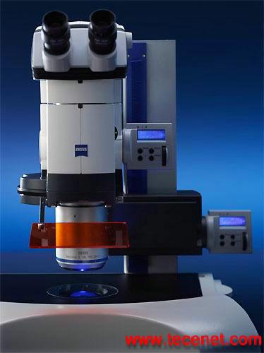 电动连续变焦荧光体视显微镜