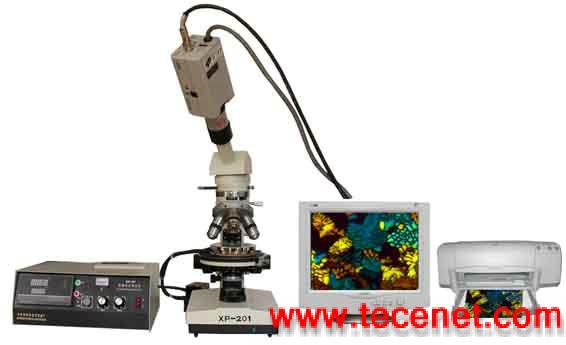 偏光显微镜熔点测定仪