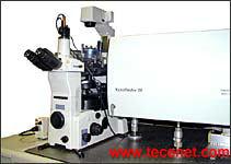 三维纳米空间分光显微镜
