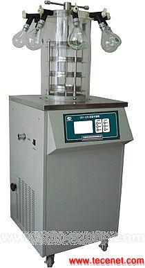 多歧管压盖型冷冻干燥机
