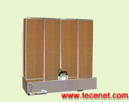 湿膜气化加湿器(循环水式)