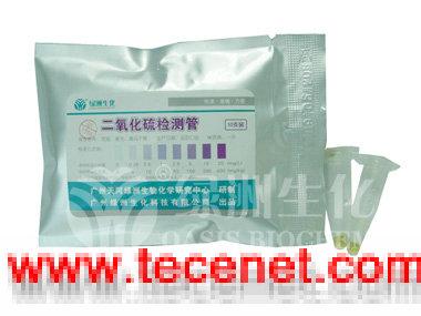 二氧化硫检测管