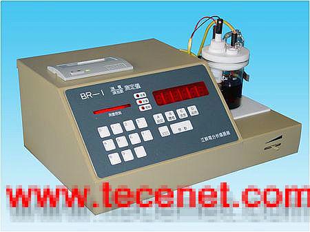 BR-1溴价/溴指数测定仪